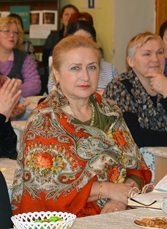 Татьяна Ивановна Грибанова