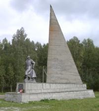 Кривцовский мемориал (Фото И.А. Безменов)