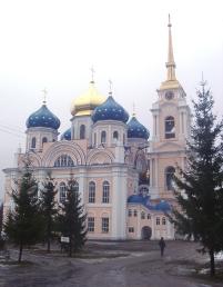 Спассо-Преображенский Собор (Фото И.А. Безменов)