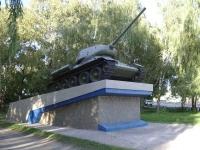 Танк Т-34 (Фото И.А. Безменов)